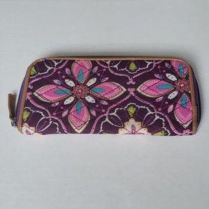 Minicci Floral Wallet